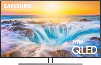 SAMSUNG QE75Q85R - 189 cm - A partir de : 3518.00 € chez MaisMoinsCher chez RueDuCommerce